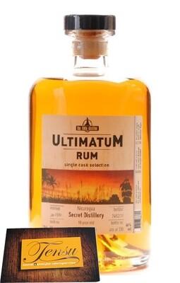 Secret Distillery 18 Years Old Nicaragua Rum (1999-2017)