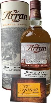 Arran Saint Émilion Cask (2009-2019) Small Batch [SAMPLE 2CL]