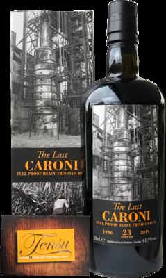 Caroni The Last 23 Years Old Trinidad Rum (1996-2019)
