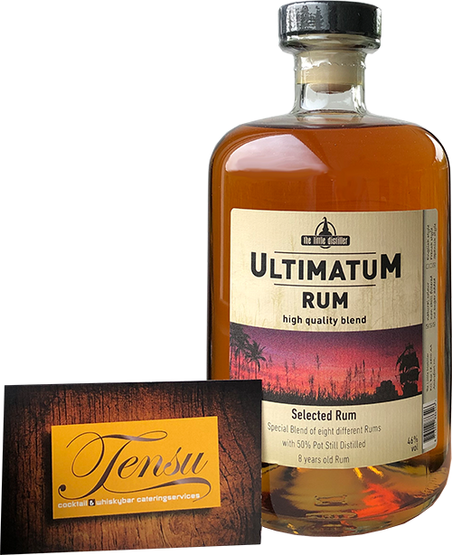 """Selected Rum 8 Years Old Special Blend """"Ultimatum"""""""