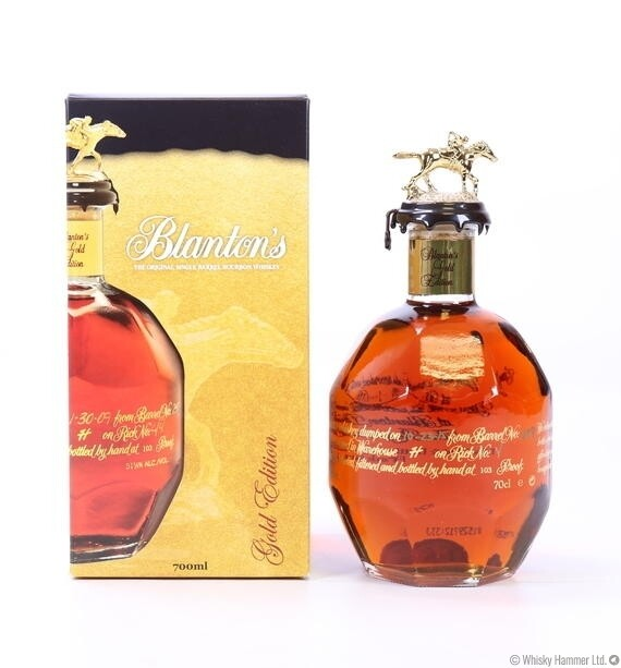 Blanton's Gold Edition - Single Barrel Bourbon