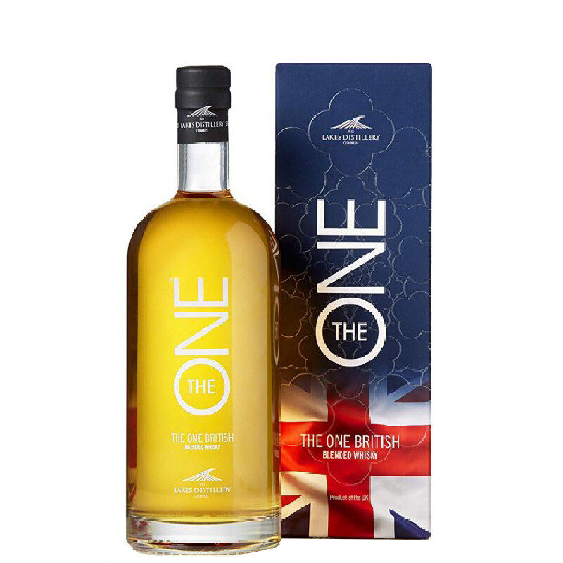 """The Lakes - The One (Blended Whisky) """"The Lakes Distillery"""""""
