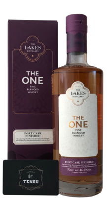 The Lakes - The One (Port Cask Finish) 46.6