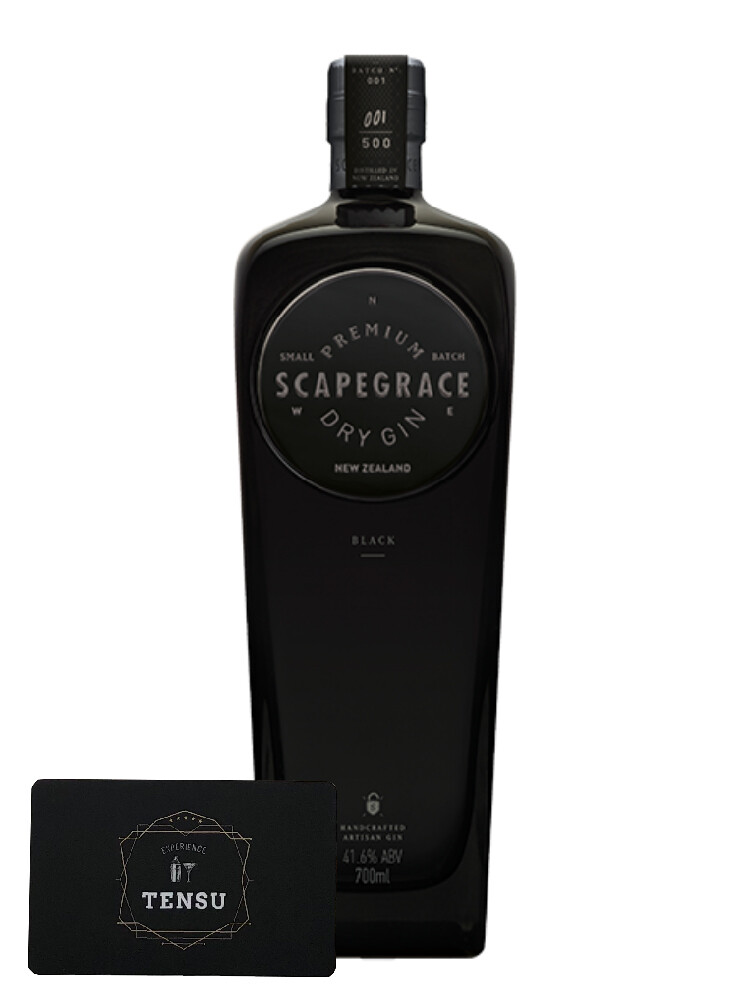 Scapegrace Black Dry Gin