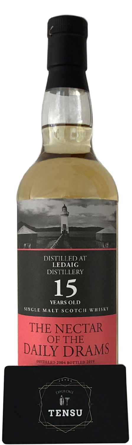 "Ledaig 15 Years Old (2004-2019) - Daily Drams ""The Nectar"""