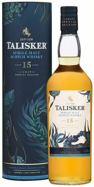 """Talisker Special Release 2019 """"OB - Rare by Nature"""""""
