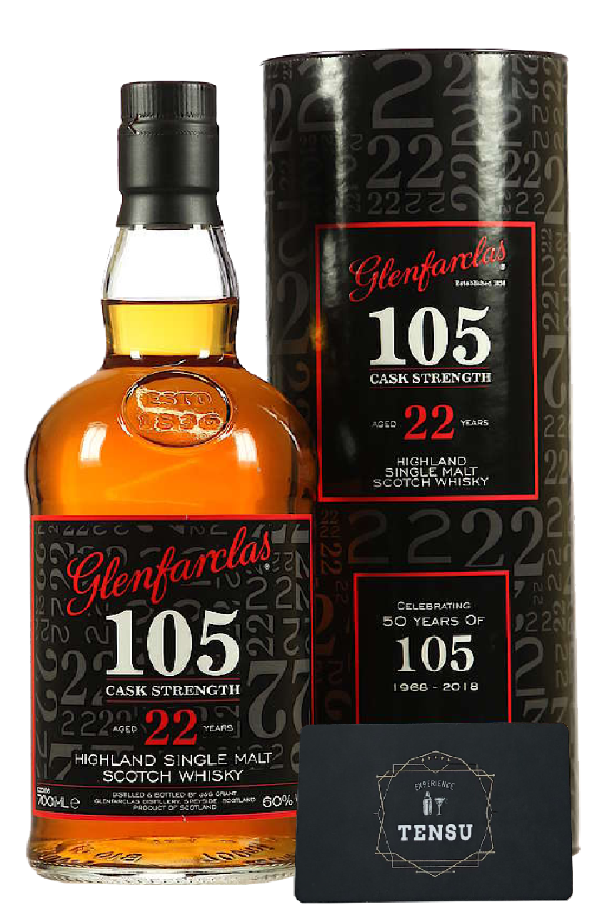 Glenfarclas 105 [22 Years Old - Cask Strength]