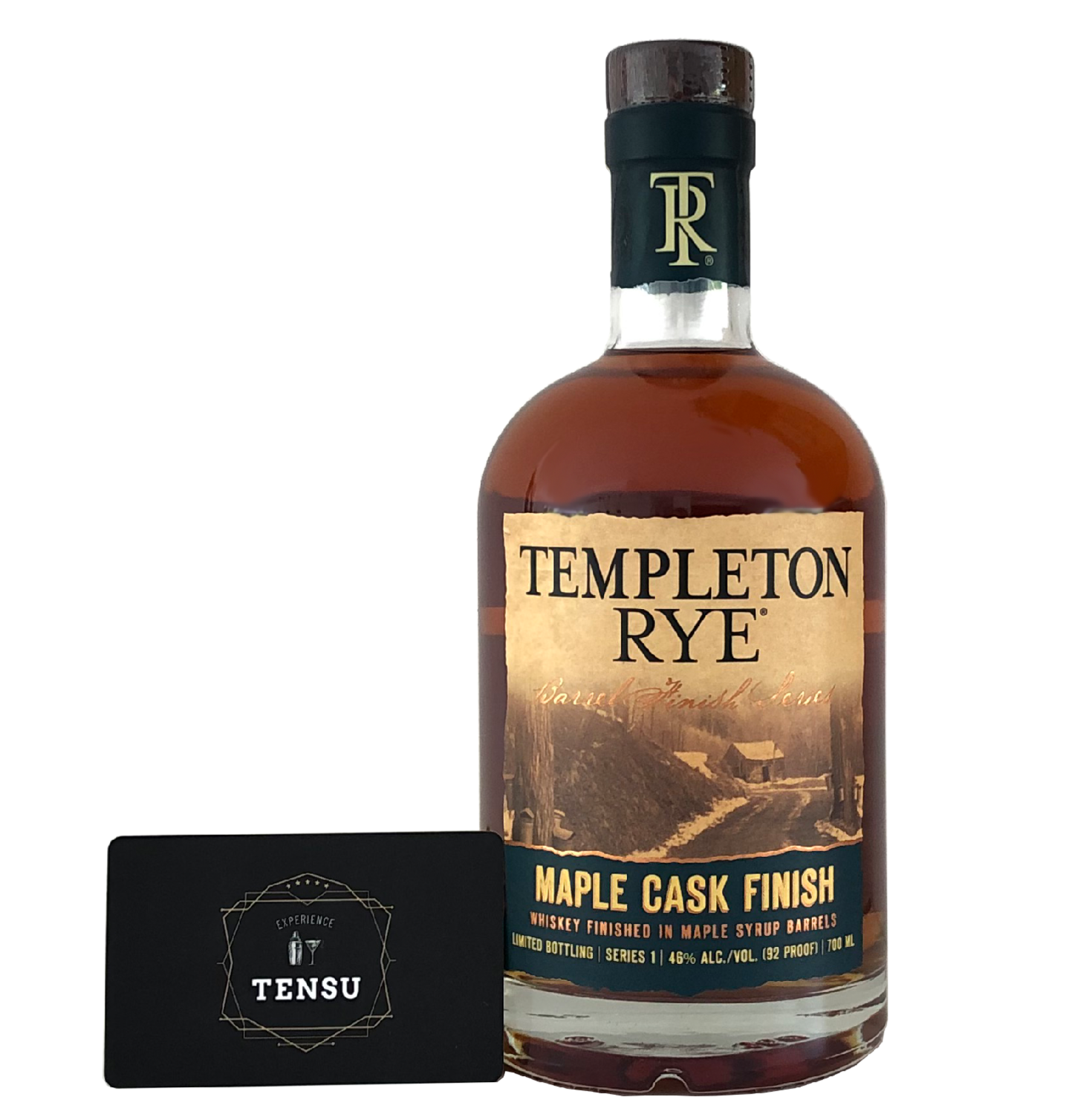 Templeton Rye - Maple Cask Finish (Series 1)