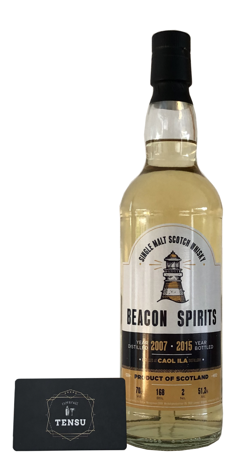 "Caol Ila 8 Years Old (2007-2015) ""Beacon Spirits"""