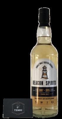 "Caol Ila 8 Years Old (2007-2015) 51.2 ""Beacon Spirits"""