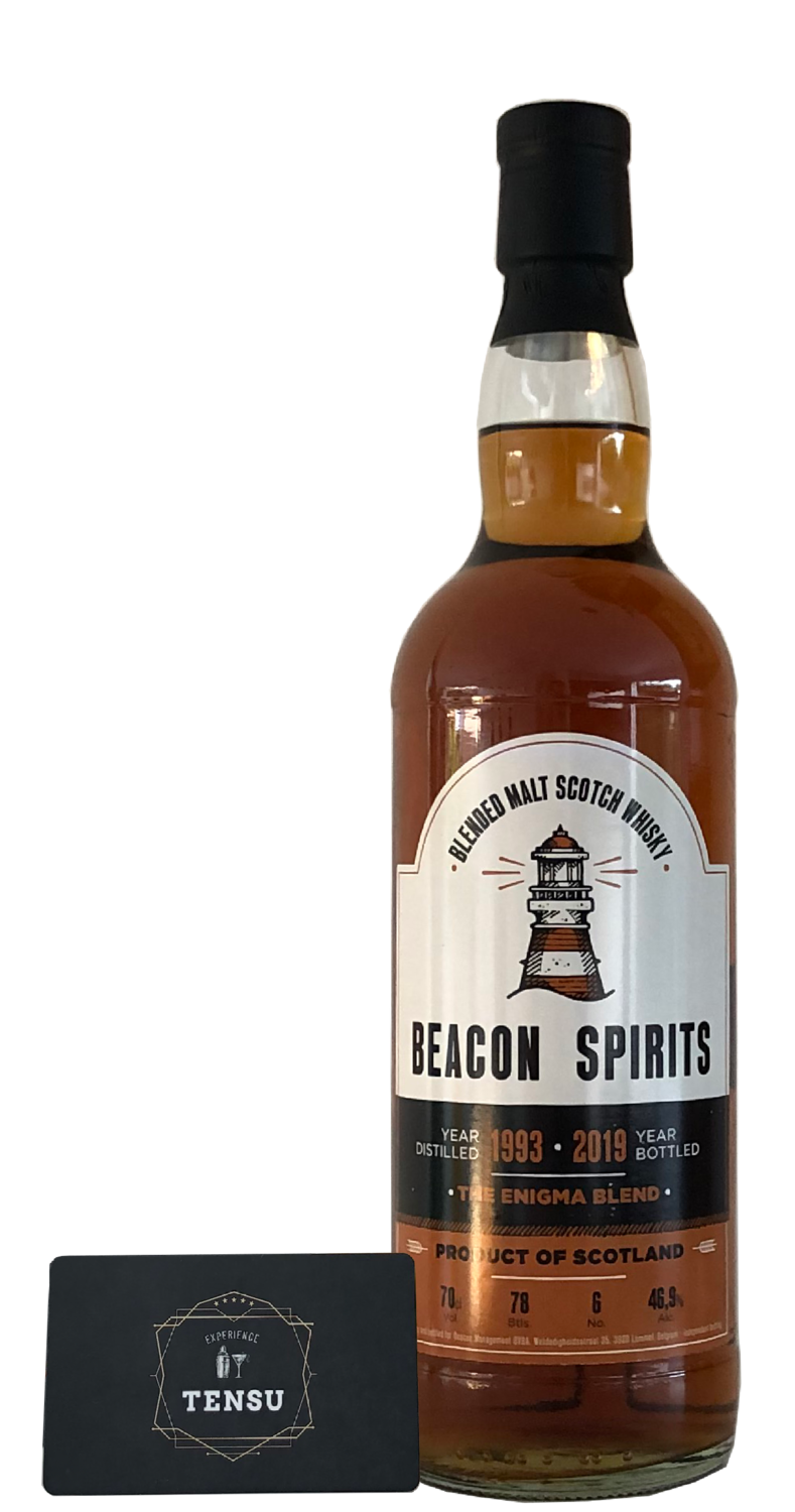 "The Enigma Blend 26 Years Old (1993-2019) ""Beacon Spirits"""