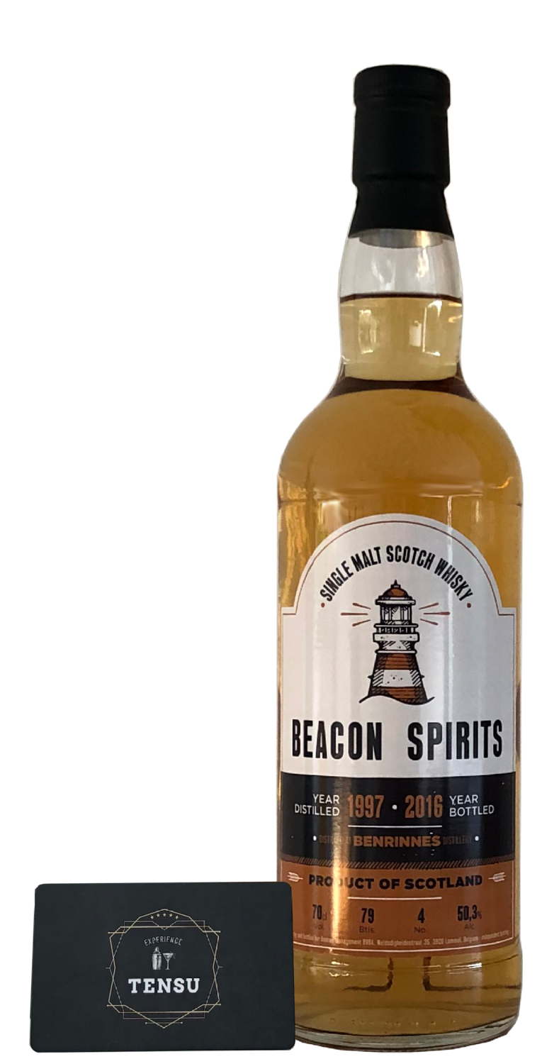 "Benrinnes 19 Years Old (1997-2016) ""Beacon Spirits"""