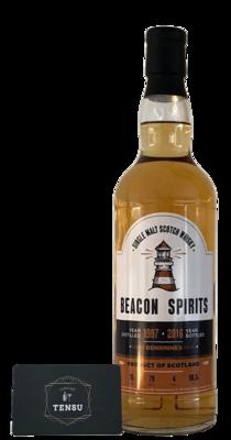 "Benrinnes 19 Years Old (1997-2016) 50.3 ""Beacon Spirits"""