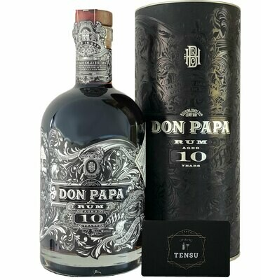 Don Papa 10 Years Old Rum
