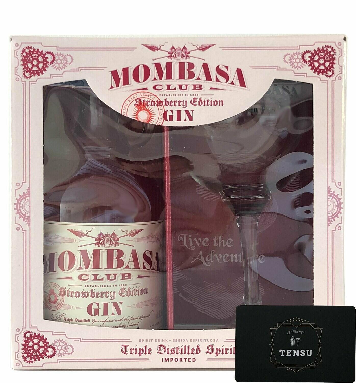 "Mombasa ""Strawberry Edition"" Gin"