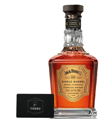 Jack Daniel's Single Barrel (Barrel Strength)