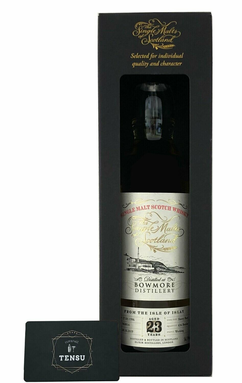 """Bowmore 23 Years Old (1996-2019) """"Elixir Distillers"""""""