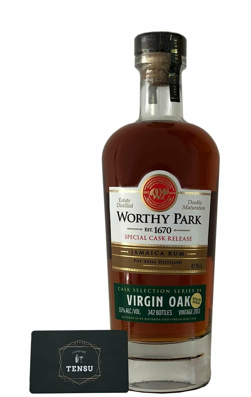 """Worthy Park Virgin Oak (2013-2019) """"1423.dk"""""""