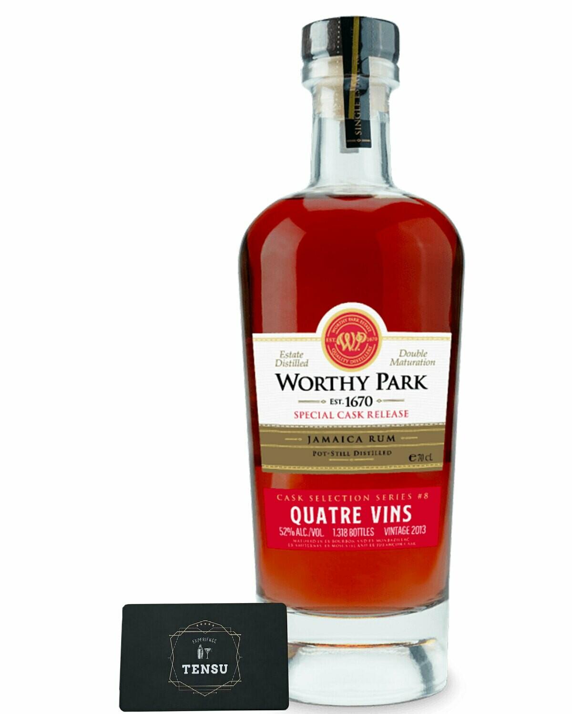 """Worthy Park Quatre Vins (2013-2019) """"1423.dk"""""""