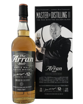 Arran 12 Years Old (2007-2019)