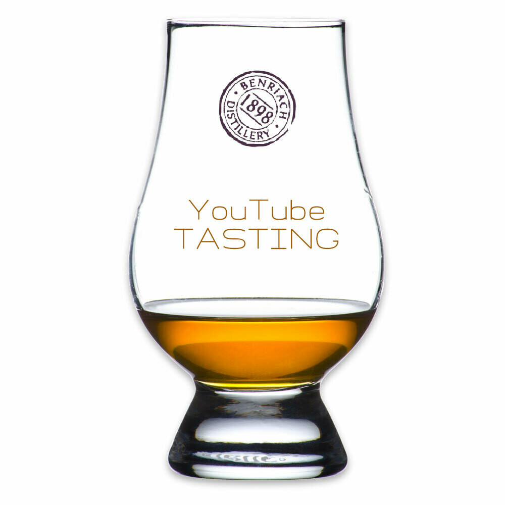 #50 BenRiach Whisky Tasting (YouTube)