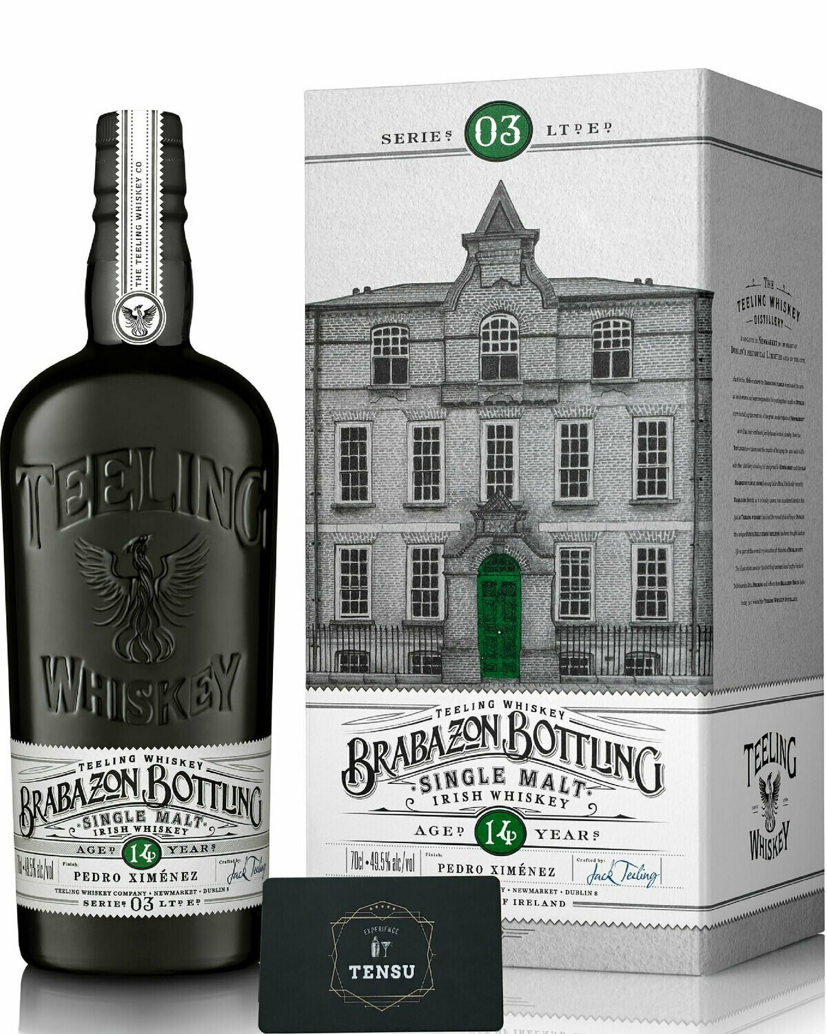 Teeling Series 3 (Brabazon) PX 14 Years Old