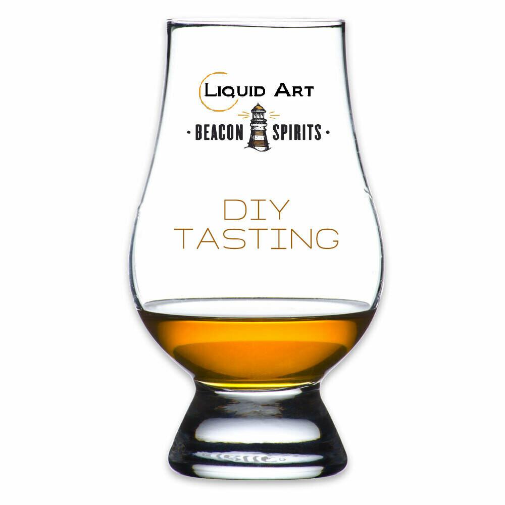 "#51 ""Beacon Spirits & Liquid Art"" Whisky Tasting (DIY)"