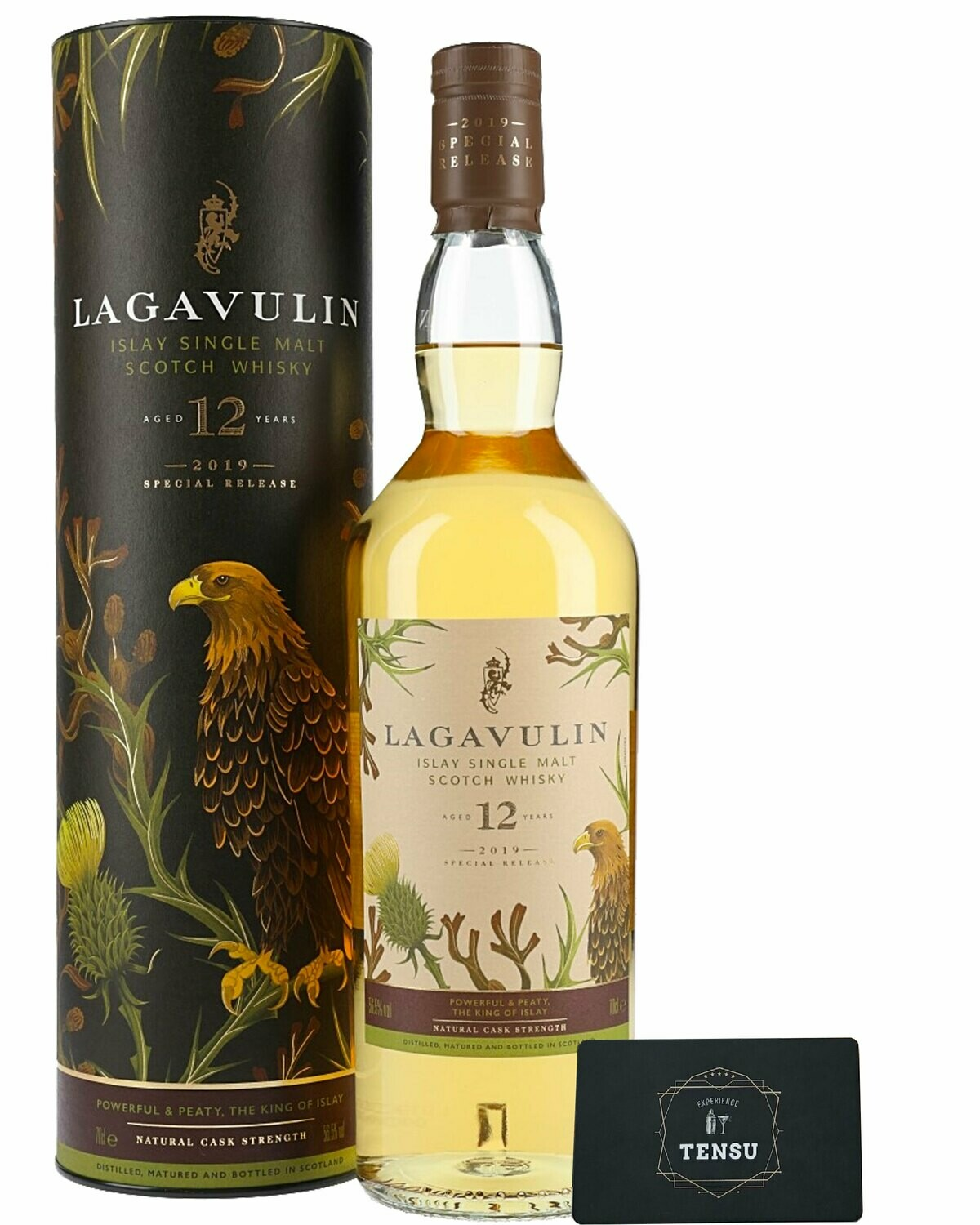 """Lagavulin 12 Years Old (2019) """"Special Release - Rare by Nature"""""""