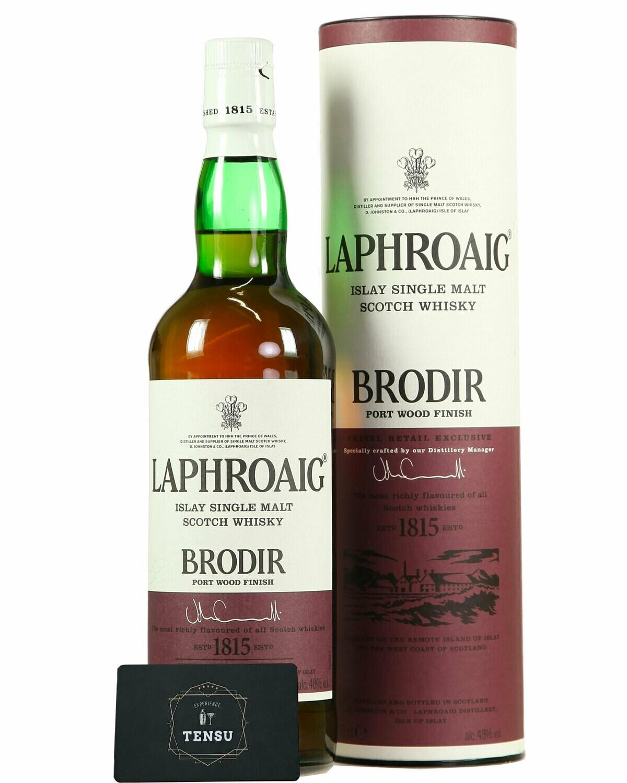 Laphroaig Brodir [Port Wood Finish]