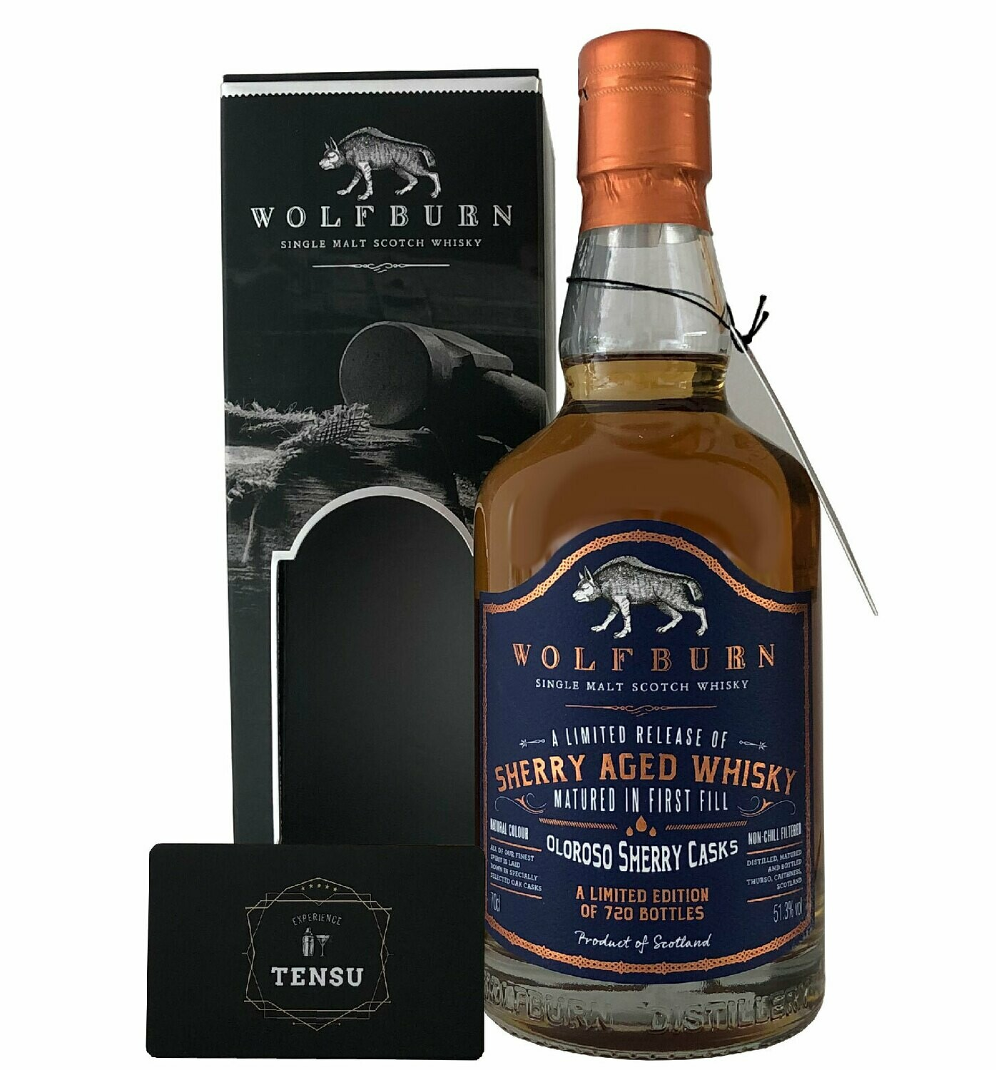 Wolfburn Father's Day Edition 2020
