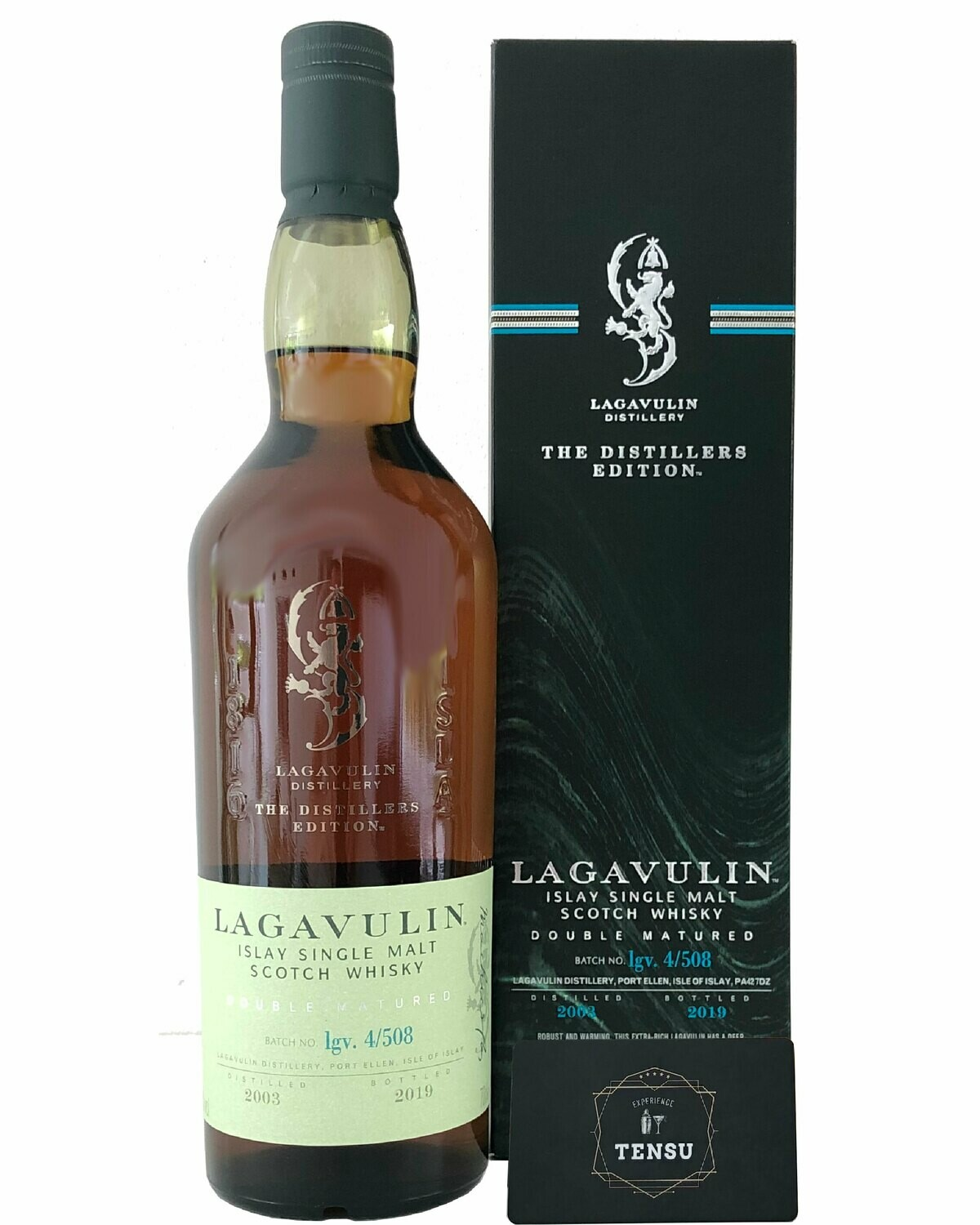 Lagavulin 16 Years Old - Distillers Edition (2003-2019)