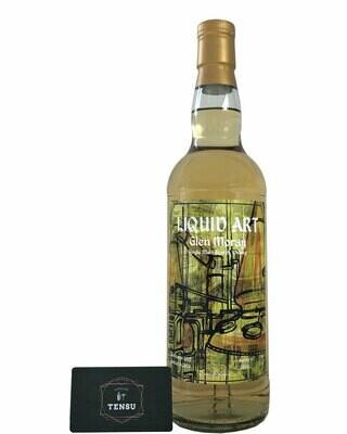 "Glen Moray 12 Years Old (2007-2020) 49.6 ""Liquid Art"""