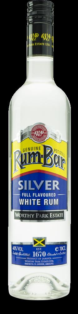 """Worthy Park Estate """"Silver White Rum"""""""
