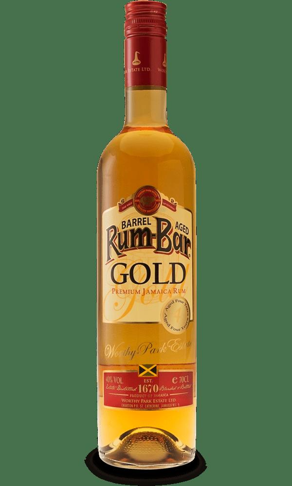 """Worthy Park Estate """"Gold Rum"""""""