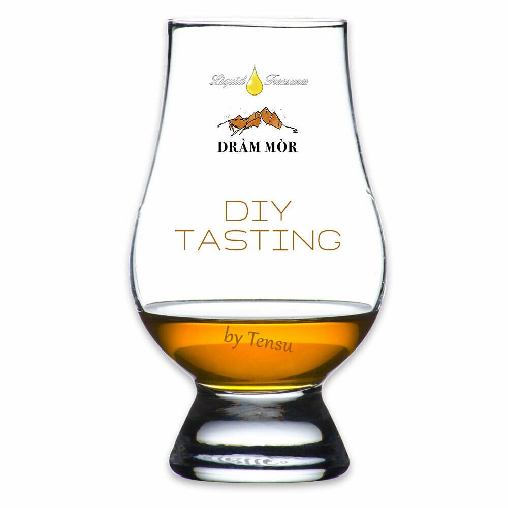 #54 Liquid Treasures & Dram Mor Whisky Tasting (DIY)