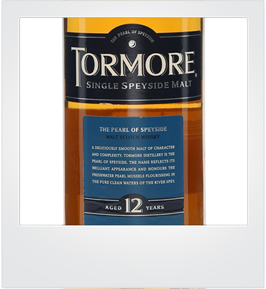 Tormore 12 Years Old [sample]
