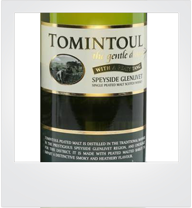 Tomintoul Peaty Tang [sample]