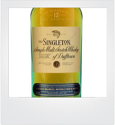 Singleton of Dufftown 12 Years Old [sample]