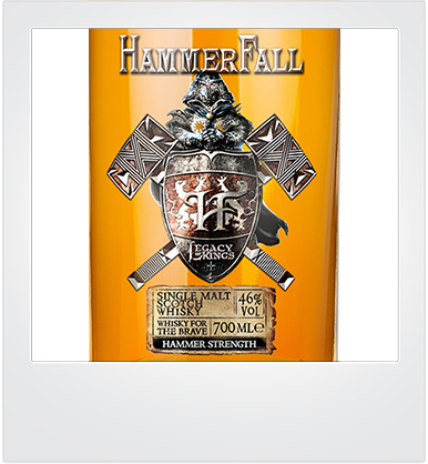 "Hammerfall - Legacy of Kings, Hammer Strength"" [sample]"