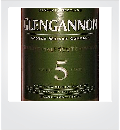 Glengannon 5 Years Old - Blended Malt [sample]