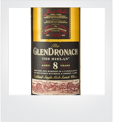 GlenDronach 8 Years Old - The Hielan [sample]