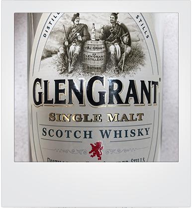 Glen Grant Single Malt [sample]