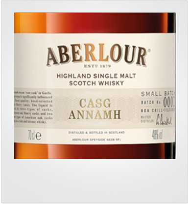Aberlour Casg Annamh Batch N°1 [sample]