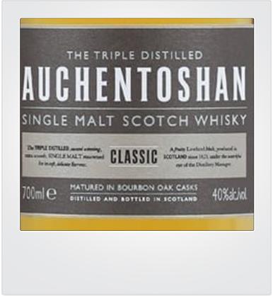 Auchentoshan Classic [sample]