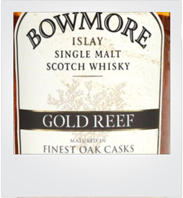 Bowmore Gold Reef [sample]