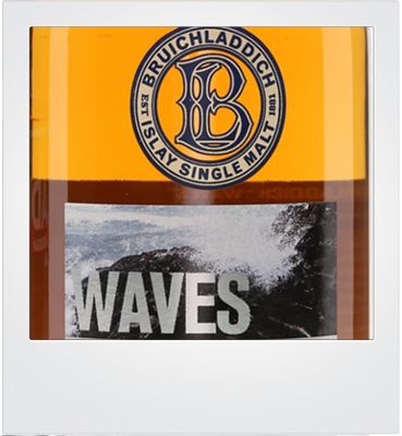 Bruichladdich Waves 2nd (2008) [sample]