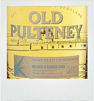 Old Pulteney Noss Head (2014) [sample]