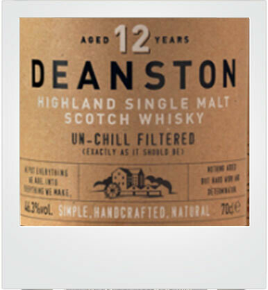Deanston 12 Years Old [sample]