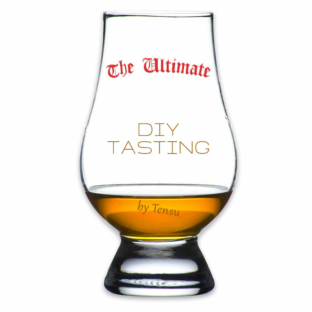 #03 The Ultimate Whisky Tasting (DIY)