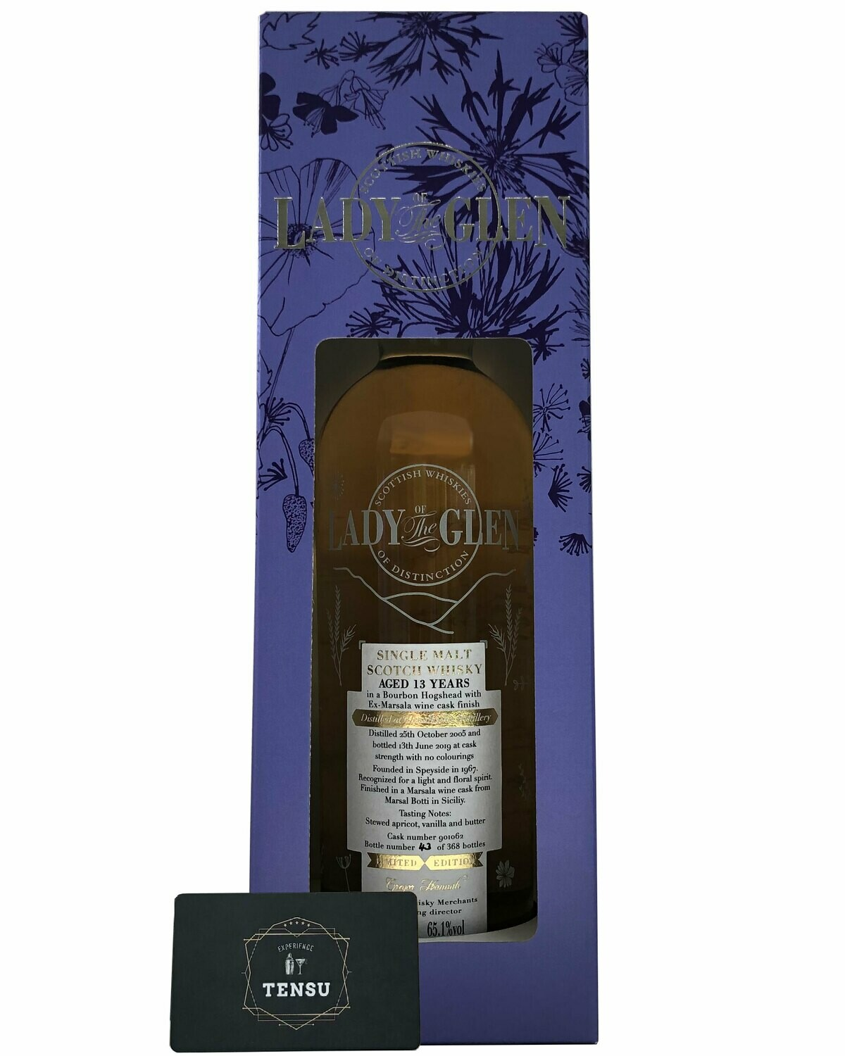 "GlenAllachie 13 Years Old (2005-2019) ""Lady of the Glen"""